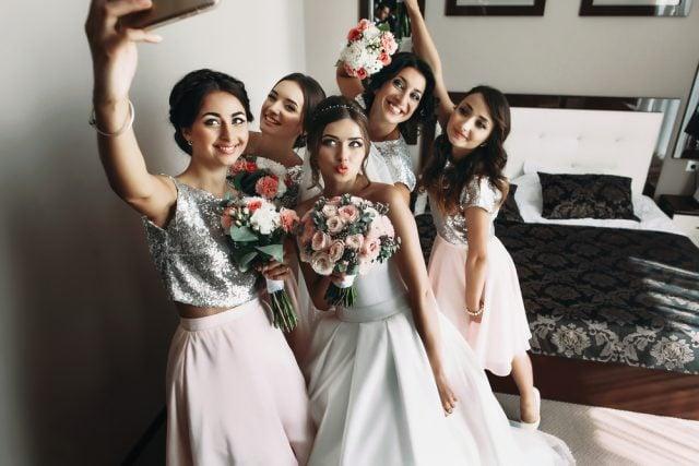 友達が結婚をした時