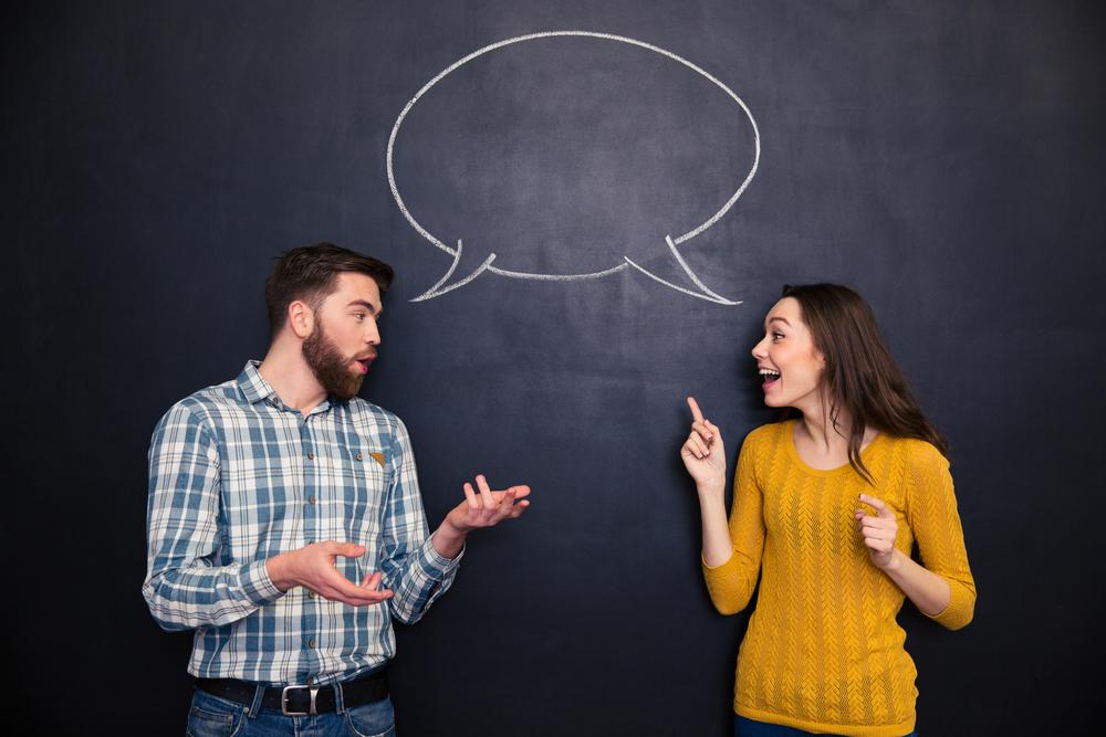 会話下手で困っている男性が会話上手になれるコツ