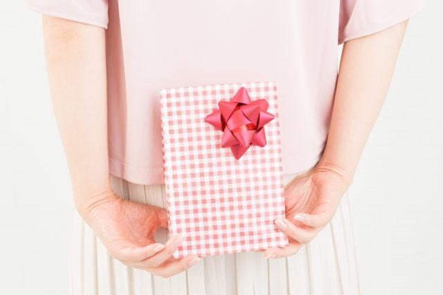 プレゼントを贈る