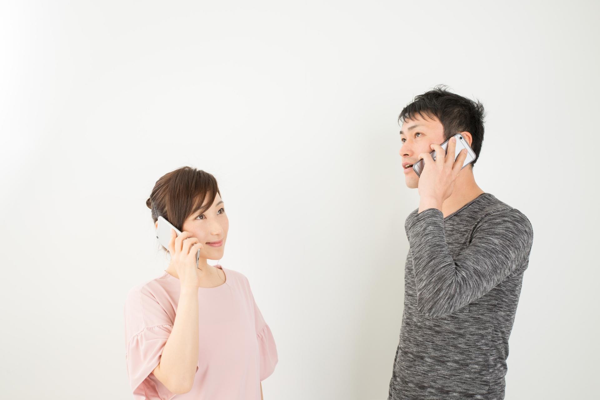 男性が電話で告白する時に気をつけておくべきこと